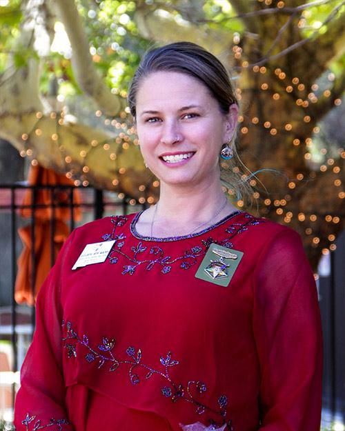 Beth McKown Associate Grand Matron 2019-2020