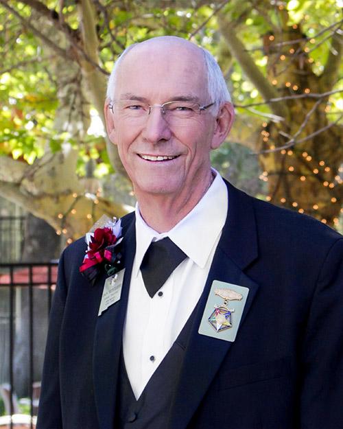 Dan Sutcliffe Grand Trustee 2019-2020
