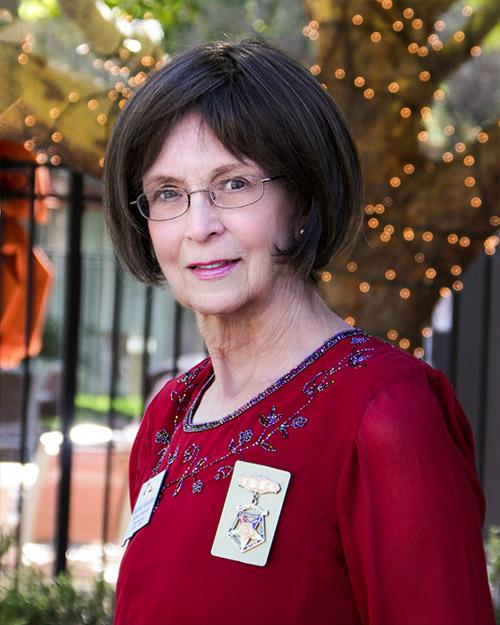 Diane Rogers Grand Organist 2019-2020