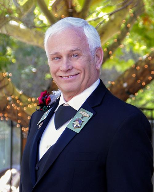 Jeff Satterfield Associate Grand Patron 2019-2020