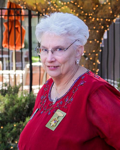 Kathy Walker Grand Treasurer 2019-2020