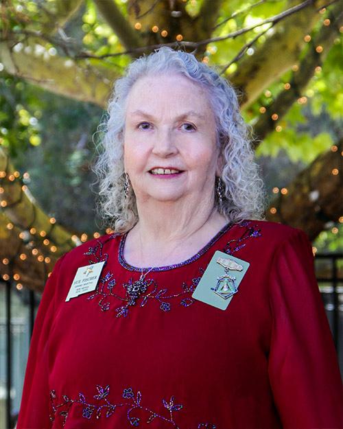 Mary Sue Fisher Grand Martha 2019-2020