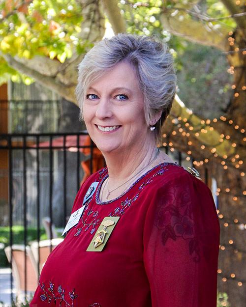 Pam James Grand Trustee 2019-2020