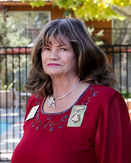 Patricia White Grand Esther 2019-2020