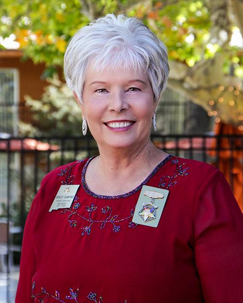 Shirley Crawford Grand Chaplain 2019-2020